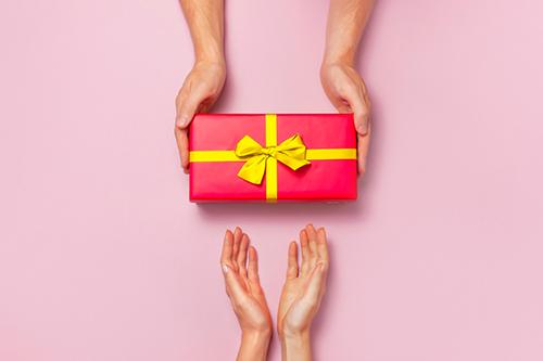 プレゼント 贈り物