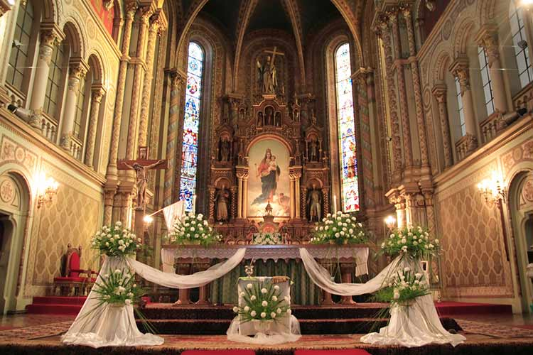 大聖堂 ウエディング