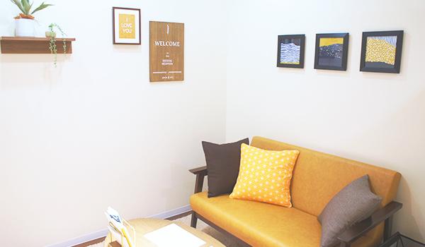 京都店デスクイメージ