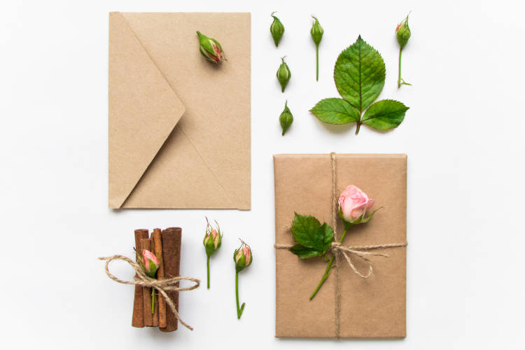 ギフト、手紙、お礼