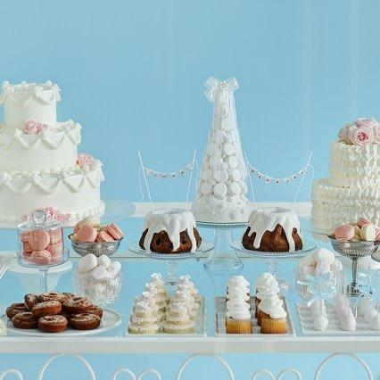 結婚式 デザートブッフェ 披露宴