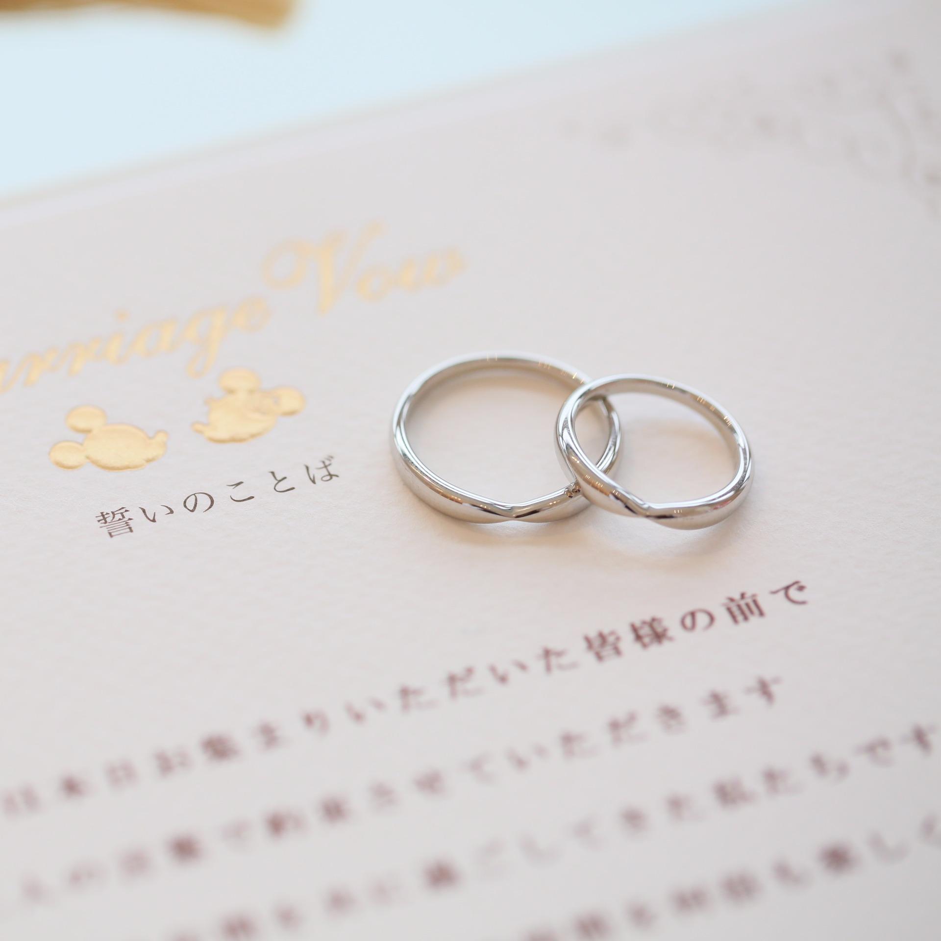 結婚式 結婚宣誓書 人前式