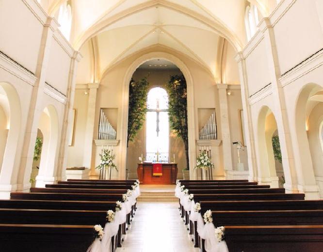 結婚式 グランドティアラ一宮 キリスト教式