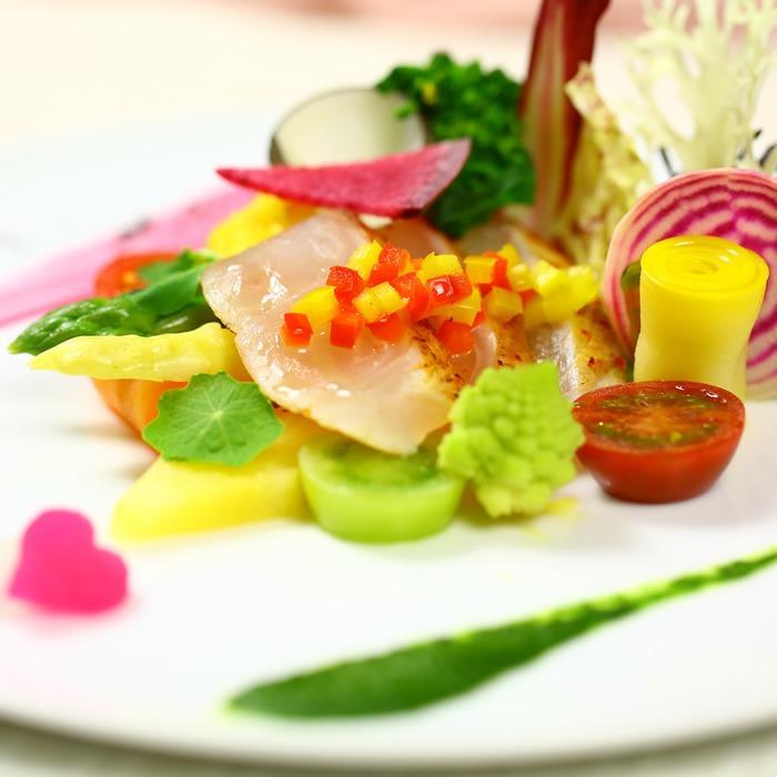 結婚式 コース料理 メニュー