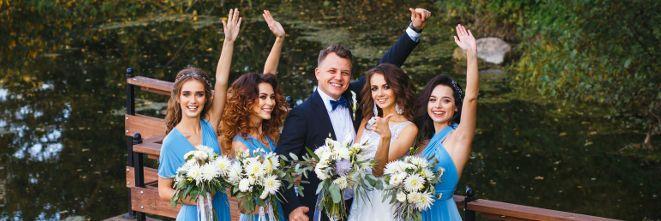 結婚式 演出 新郎新婦 ブライズメイド