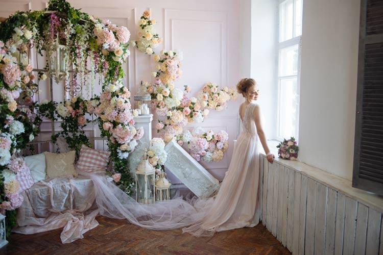 コロナQA記事② かわいい 花嫁
