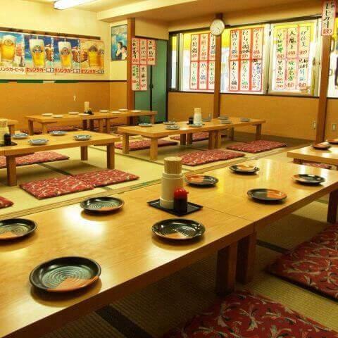 わっしょい 高田馬場 居酒屋 宴会 個室 安い 和食