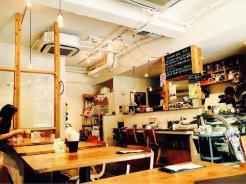 清澄白河のおすすめランチ、おしゃれで安い人気カフェ