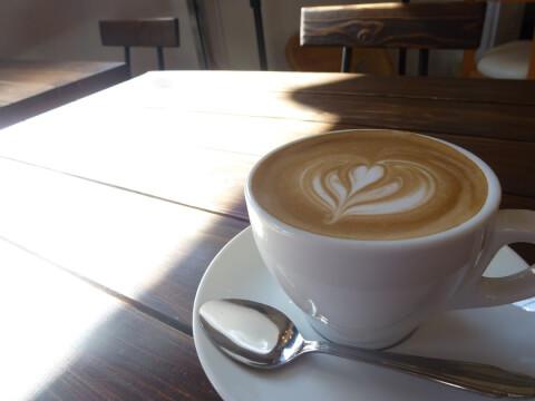 サカノウエカフェコーヒー