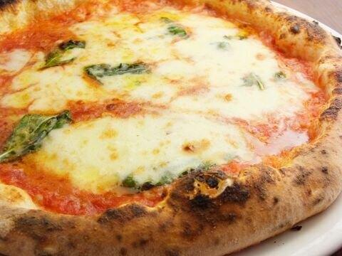 丸の内 ランチ イタリアン DELIZIOSO FIRENZE ピザ