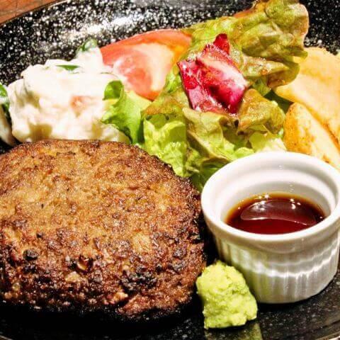 丸の内 ランチ 洋食 ウィッフィ ハンバーグ