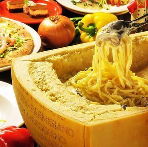 チーズパスタ ラ・ロゼッタ 盛岡 ランチ おすすめ
