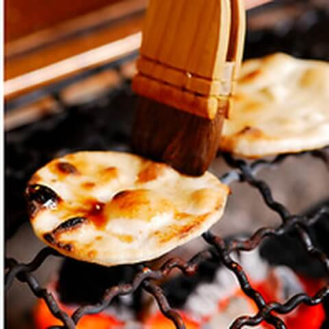 せんべい焼き体験 桜田 浅草 居酒屋 おすすめ 和食 海鮮 魚介