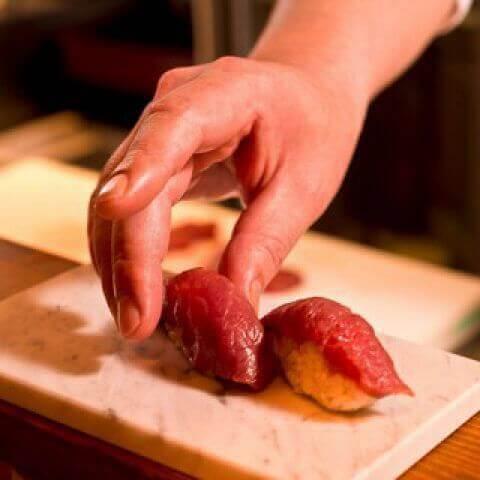 上野肉寿司