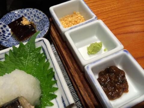 薬味 おひつ膳 田んぼ 代々木 ランチ おすすめ 和食