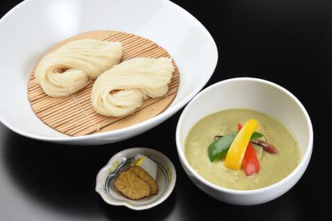 タイカレーつけ麺
