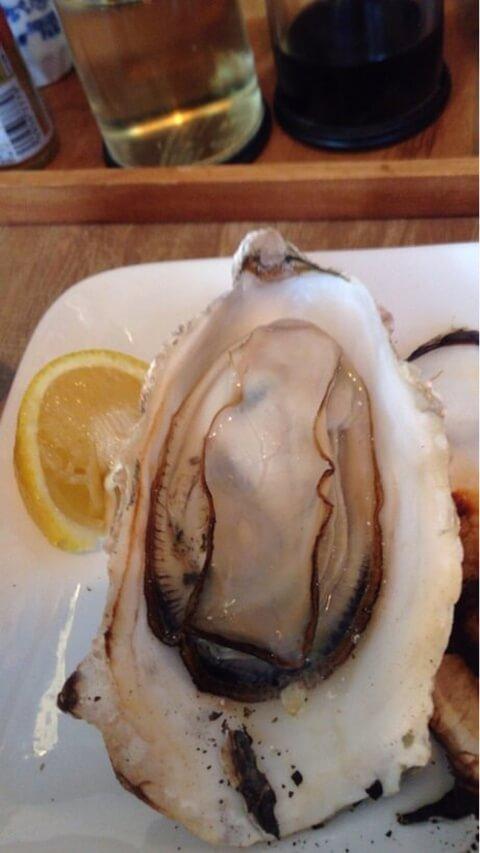 焼き牡蠣 パタタ食堂 大船 ランチ おすすめ 和食