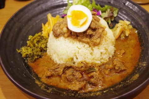 SPICY CURRY 魯珈 新大久保 おすすめ エスニック ネパール料理
