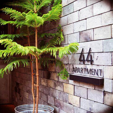 44APARTMENT料理画像