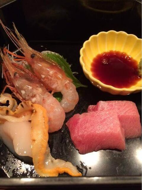 国分町の海鮮が安いおすすめ居酒屋、魚が美味しい一心