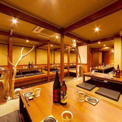 た鶴 中州 福岡 天神 居酒屋