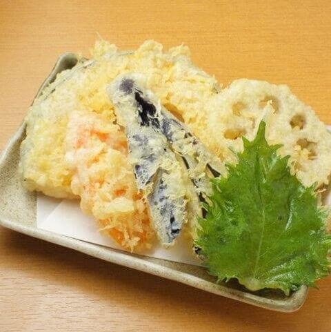 天ぷら 切麦や 甚六 新宿御苑 ランチ おすすめ 和食 うどん