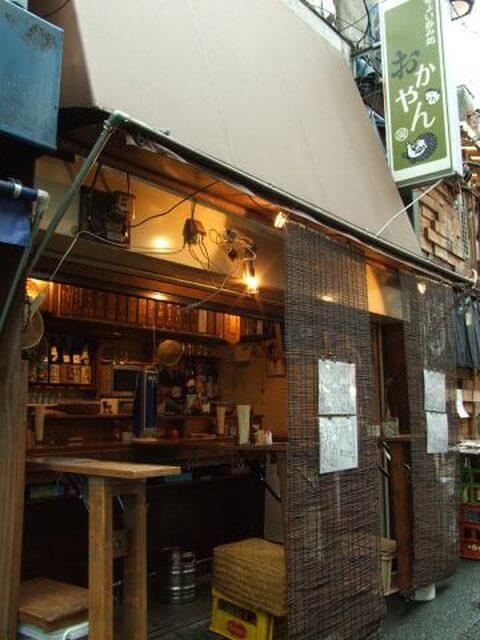 地酒と季節料理 おかやん 中野 居酒屋 おすすめ 和食