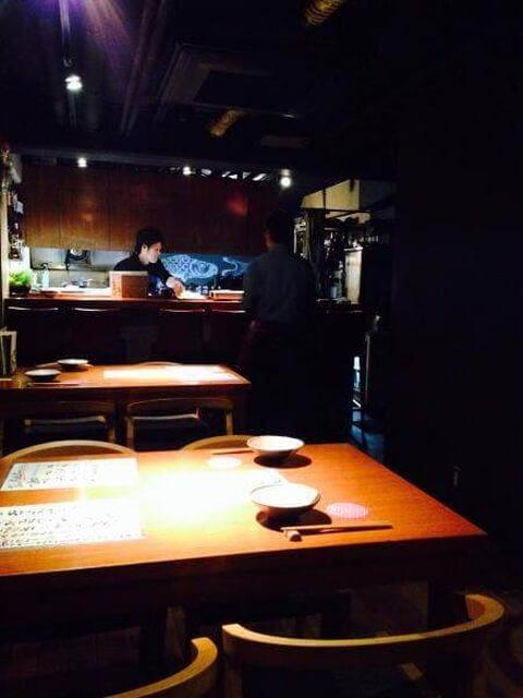 66art 京都 ディナー 西院 おしゃれ 和食 海鮮 魚介