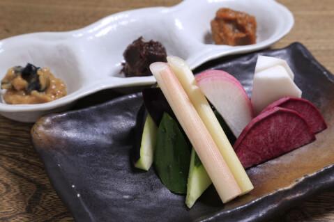有機野菜 味噌鐡 カギロイ 神保町 居酒屋 和食 おすすめ