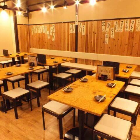 門前仲町でおすすめの安い居酒屋、魚や焼き鳥肉料理がうまいおすすめ店、九四八