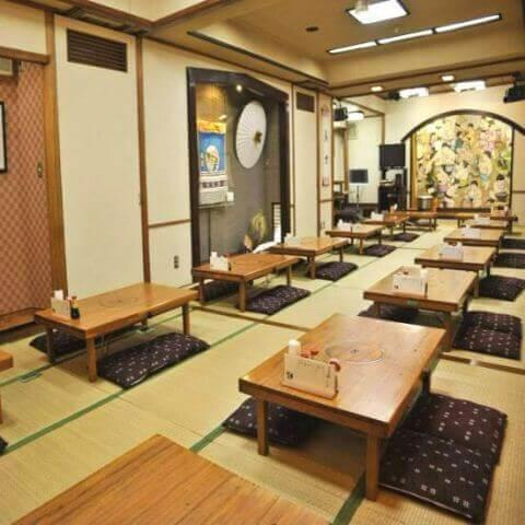トンチキ元気×浅草ちゃんこ場
