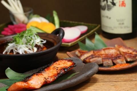 味噌漬け焼き 味噌鐡 カギロイ 神保町 居酒屋 和食 おすすめ