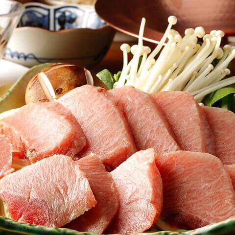 ねぎま鍋 浅草一文 浅草 居酒屋 和食 海鮮 魚介 おすすめ
