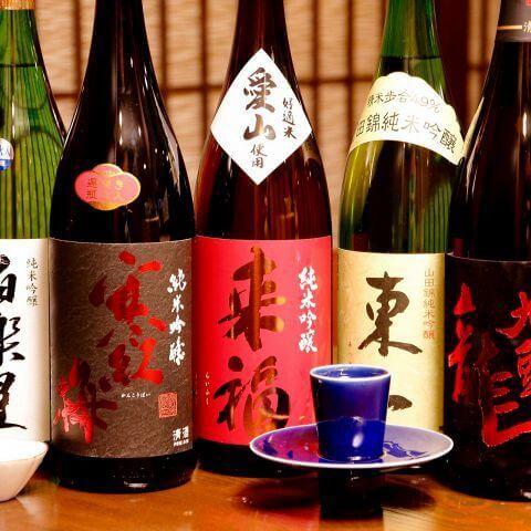 日本酒 た鶴 天神 福岡 中州 居酒屋