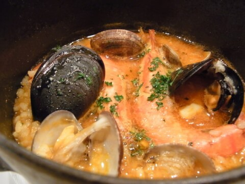 恵比寿 スペインバル ディナー バルデオジャリア店 バルデオジャリア料理