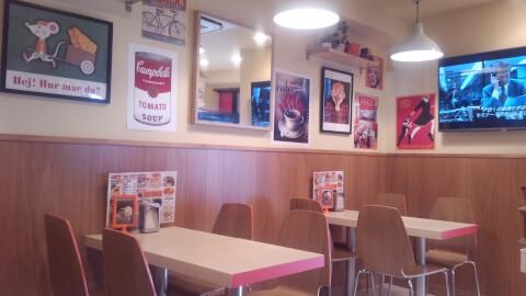 チャーリーズカフェ 恵比寿西口駅前店 恵比寿 カフェ おすすめ 西口