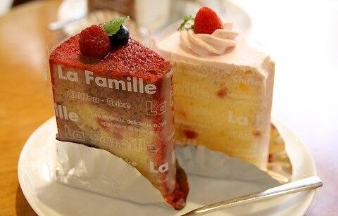 Familleケーキ