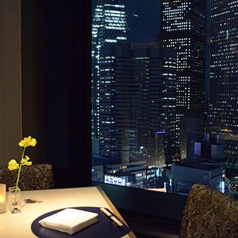 新宿 新宿プリンスホテル 風雅