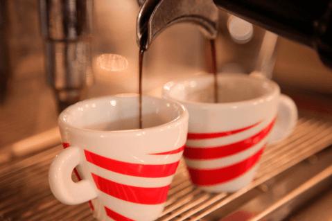 GHIOTTONEコーヒー