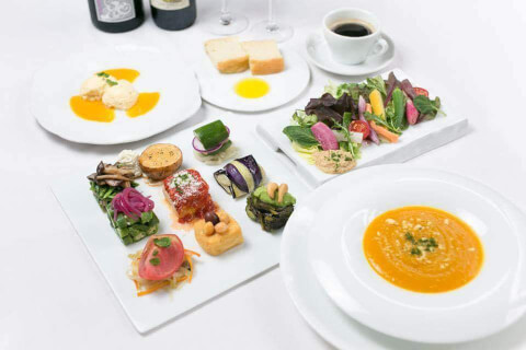 restaurant_CAPOLAVORO_lunchplate