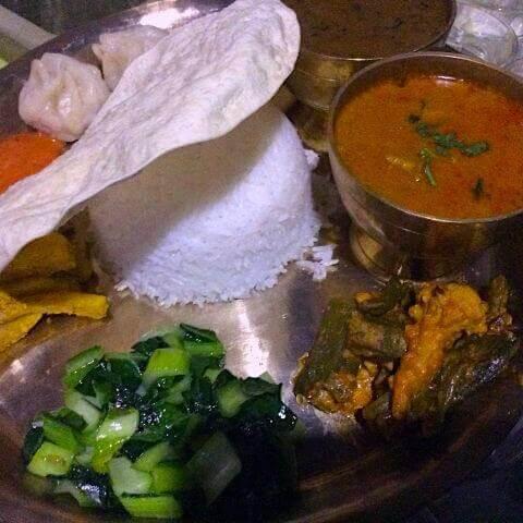 ラクシュミー料理