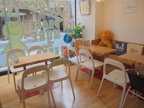 MR.FRIENDLY Cafe代官山 カフェ おすすめ 女子会 デート