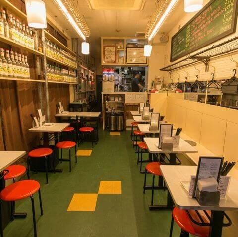 恵比寿 居酒屋 西口 らんまん食堂 外観 安い 揚げ物 美味しい 人気