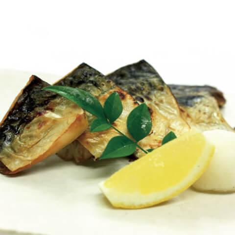 稲田屋_品川_居酒屋_鯖の魚醤焼き_海鮮_和食