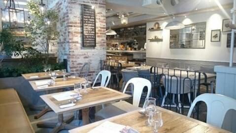 トラットリア サンタルチア 恵比寿 イタリアン おすすめ レストラン ランチ ディナー 西口