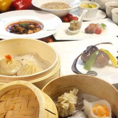 上海ニューヨーク料理