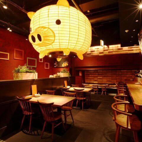 ベルサイユの豚池袋 東京 おすすめ 肉バル