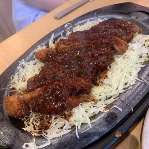 矢場とん料理画像
