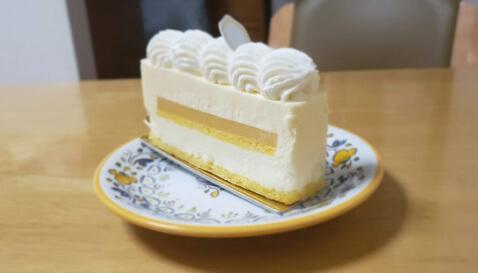 エーグルドゥースのケーキ