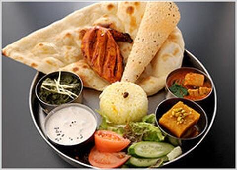 アジャンタのインド料理